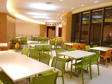 Cafe and Canteen Furniture